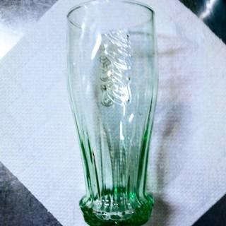 コカコーラ(コカ・コーラ)のコカ・コーラグラス グラス コップ(ノベルティグッズ)