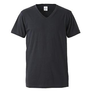 新品☆Vネック半袖無地Tシャツ☆送料込み(Tシャツ/カットソー(半袖/袖なし))