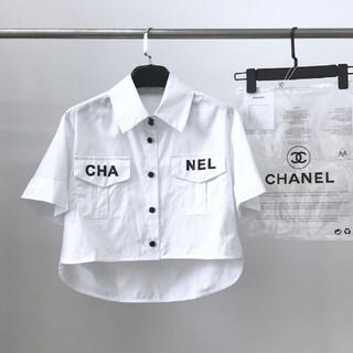 シャネル(CHANEL)のCHANEL シャツ Mサイズ(シャツ/ブラウス(半袖/袖なし))