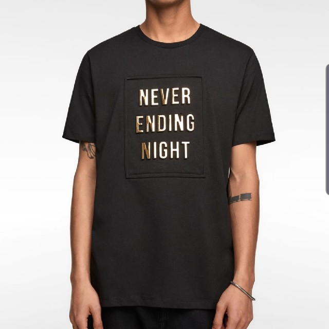 ZARA(ザラ)のZARA T メンズのトップス(Tシャツ/カットソー(半袖/袖なし))の商品写真