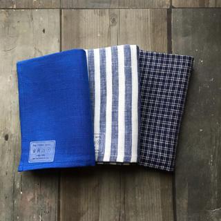 フォグリネンワーク(fog linen work)の新品♪fog linen work /リネンキッチンクロス 3枚セット(テーブル用品)