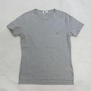 ヴィヴィアンウエストウッド(Vivienne Westwood)のVivienne ヴィヴィアンウエストウッド グレー杢の半袖Tシャツ 48(Tシャツ/カットソー(半袖/袖なし))