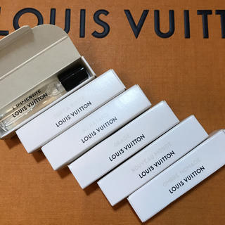LOUIS VUITTON - ルイヴィトン 香水 サンプル メンズ 6種セット