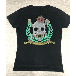 ヴィヴィアンウエストウッド(Vivienne Westwood)の値下げしました!Vivienne Westwood スカルTシャツ(Tシャツ/カットソー(半袖/袖なし))