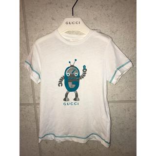 グッチ(Gucci)のGUCCI グッチ キッズ tシャツ 18m 24m ですが36m位まで着用(Tシャツ/カットソー)