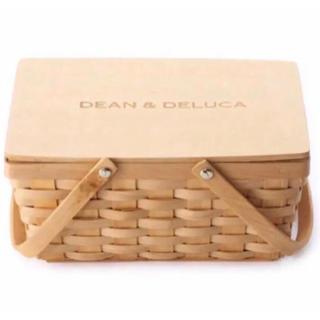 DEAN & DELUCA - DEAN&DELUCA 新品 蓋つきバスケット Lサイズ