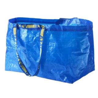 イケア(IKEA)のIKEA イケア ショッピングバッグ L(ショップ袋)