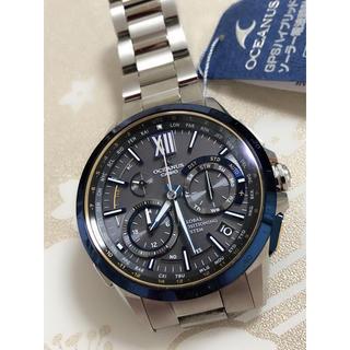 7c881e21da カシオ(CASIO)のカシオ オシアナス OCW-G1000E-1AJF GPSハイブリッド(腕時計