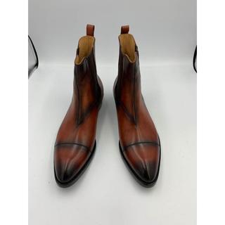 ベルルッティ(Berluti)のベルルッティ Berluti ブーツ 靴 メンズ 27センチ(ブーツ)