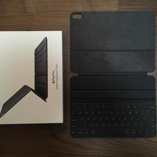 アップル(Apple)のiPad Pro 11 Smart Keyboard Folio US(iPadケース)