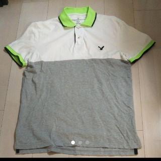 アメリカンイーグル(American Eagle)のアメリカンイーグル ポロシャツ メンズM(ポロシャツ)