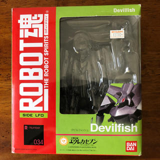 バンダイ(BANDAI)の交響詩編エウレカセブン ロボット魂「Devil fish」(アニメ)