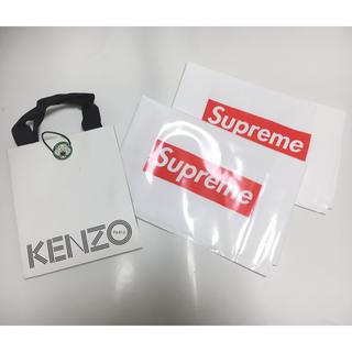 シュプリーム(Supreme)のsupreme・kenzo ショッパー(ショップ袋)