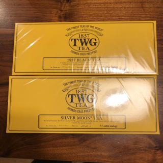 TWG 紅茶2箱セット 新品 未開封(茶)