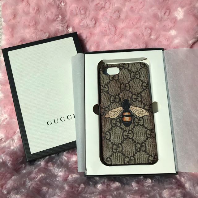 Gucci - GUCCI グッチ スマホケース iPhone7/8用の通販