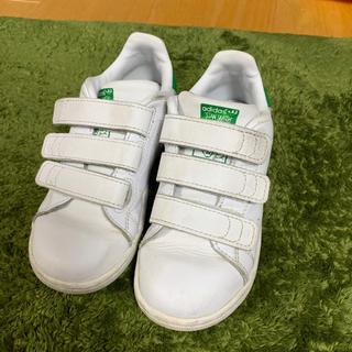 アディダス(adidas)のスタンスミス アディダス 16㎝ 1/2(スニーカー)