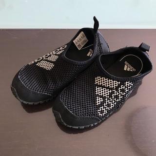アディダス(adidas)のアディダス ウォーターシューズ サンダル 17㎝(サンダル)