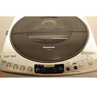 パナソニック(Panasonic)の縦型洗濯機(Panasonic)_NA-FS90H6(洗濯機)