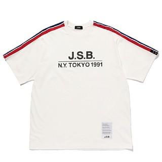 サンダイメジェイソウルブラザーズ(三代目 J Soul Brothers)のJSBブランド   白(Tシャツ/カットソー(半袖/袖なし))
