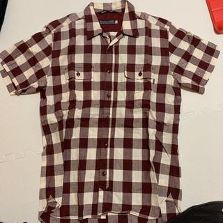 デラックス(DELUXE)のデラックス フラッグチェックシャツ(シャツ)