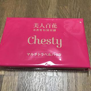 チェスティ(Chesty)の美人百花 6月号特別付録 チェスティ マルチトラベルバッグ(ハンドバッグ)
