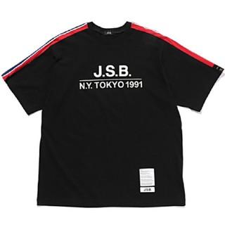 サンダイメジェイソウルブラザーズ(三代目 J Soul Brothers)のJSBブランド  黒XL(Tシャツ/カットソー(半袖/袖なし))