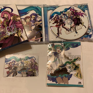 VOCALO GENESIS  CD(ボーカロイド)