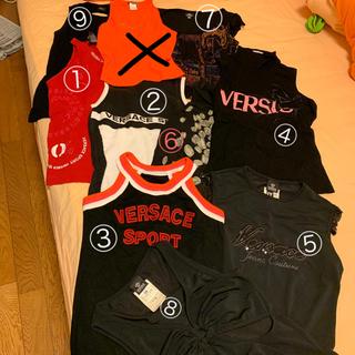 ヴェルサス(VERSUS)のベルサス ベルサーチ 夏物 (Tシャツ(半袖/袖なし))