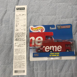 シュプリーム(Supreme)のSupreme Hot Wheels Fleet Flyer 1992BMW(ミニカー)