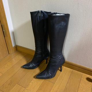 ダイアナ(DIANA)のダイアナ  DIANA  23.5 ロングブーツ(ブーツ)