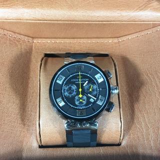 LOUIS VUITTON - 専用箱付き LOUIS VUITTON ヴィトン 腕時計 大人気 新品同様