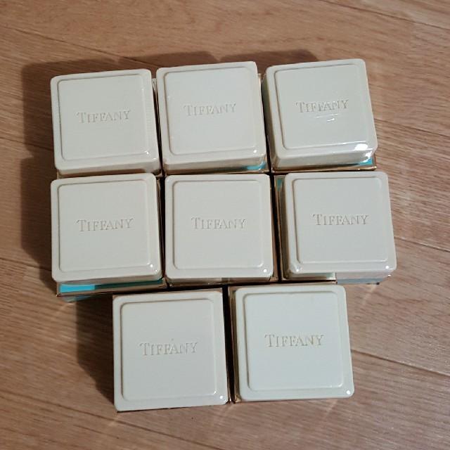 Tiffany & Co.(ティファニー)のレアTIFFANY☆ティファニー石鹸☆Tiffanyソープ コスメ/美容の香水(香水(女性用))の商品写真