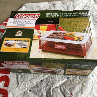 Coleman - 新品未開封 コールマン クールステージ テーブルトップ グリル