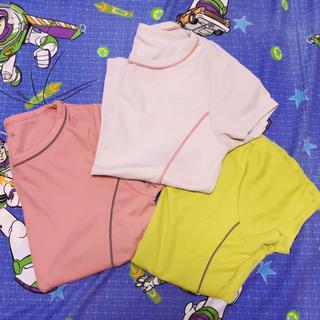 GU - ◆ジーユー スポーツ Tシャツ 3枚セット