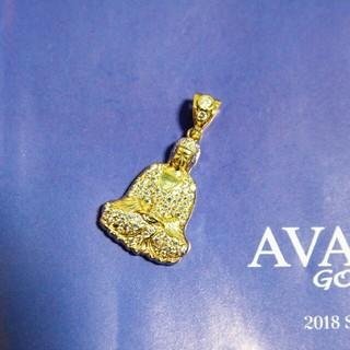 アヴァランチ(AVALANCHE)のアヴァランチ 10k YG ネックレス アバランチ ペンダントヘッド(ネックレス)