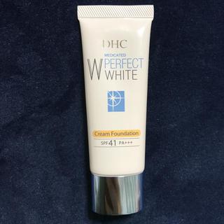 ディーエイチシー(DHC)のDHC 薬用PWクリームファンデーション(ファンデーション)