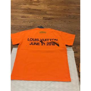 ルイヴィトン(LOUIS VUITTON)のLouis vuitton virgil abloh pop up 限定 M(Tシャツ/カットソー(半袖/袖なし))