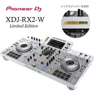 パイオニア(Pioneer)の限定生産品! XDJ-RX2 限定ホワイトカラー(DJコントローラー)