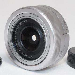 パナソニック(Panasonic)のお値下げしました♪★新品★LUMIX G VARIO 12-32mm★標準ズーム(レンズ(ズーム))