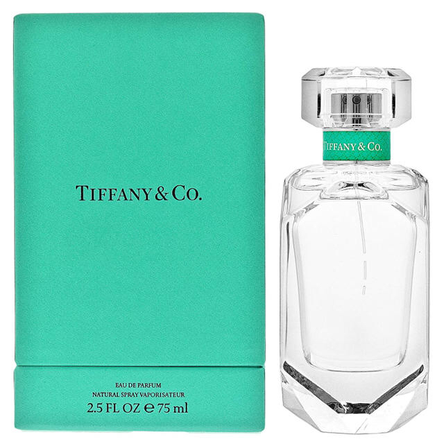 Tiffany & Co.(ティファニー)のNEW ティファニー EP 75ml 新品 コスメ/美容の香水(香水(女性用))の商品写真
