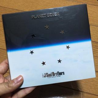 サンダイメジェイソウルブラザーズ(三代目 J Soul Brothers)の三代目jsoulbrothers planetseven LIVE DVD(ミュージック)