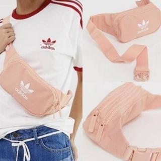 adidas - ウエストポーチ ピンク