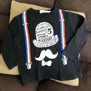 ザショップティーケー(THE SHOP TK)の美品☆THE SHOP TK 長袖Tシャツ(Tシャツ/カットソー)