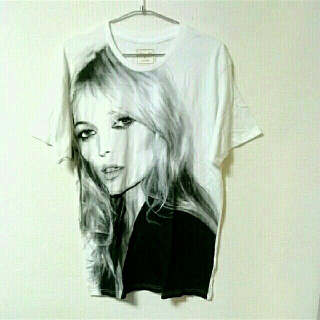 ZARA(ザラ)の【おしゃれ】 ガールズ ルーズシルエット Tシャツ 半袖 トップス ホワイト 白 メンズのトップス(Tシャツ/カットソー(半袖/袖なし))の商品写真