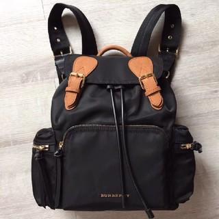 バーバリー(BURBERRY)のバーバリー リュック ミディアム Burberry bag(リュック/バックパック)