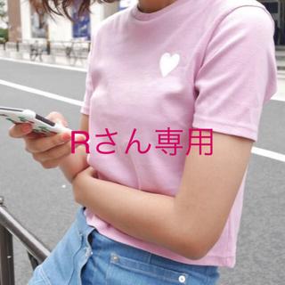 ハニーミーハニー(Honey mi Honey)のback logo tshirts (Tシャツ/カットソー(半袖/袖なし))