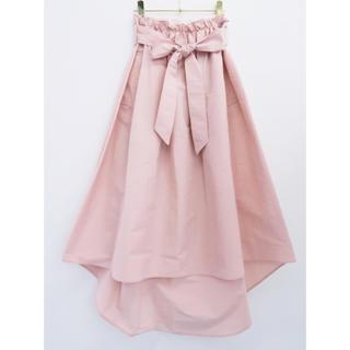 ハニーミーハニー(Honey mi Honey)のasymmetry skirt(ひざ丈スカート)