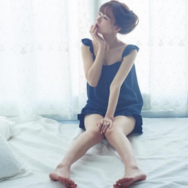 Cherie Mona(シェリーモナ)のフリルショートセットアップ レディースのルームウェア/パジャマ(ルームウェア)の商品写真