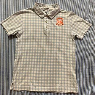 パーリーゲイツ(PEARLY GATES)の❣️JACK BUNNY kids 半袖ネルシャツ❣️140サイズ❣️(Tシャツ/カットソー)