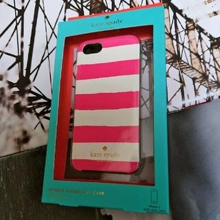 ケイトスペードニューヨーク(kate spade new york)の未使用品*iPhone5*ケイトスペード*ケース*カバー(iPhoneケース)